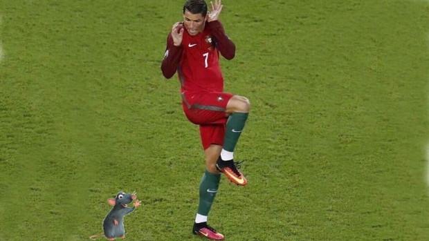 Photoshop'çular Ronaldo'yu madara etti - Page 3