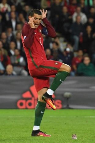 Photoshop'çular Ronaldo'yu madara etti - Page 4