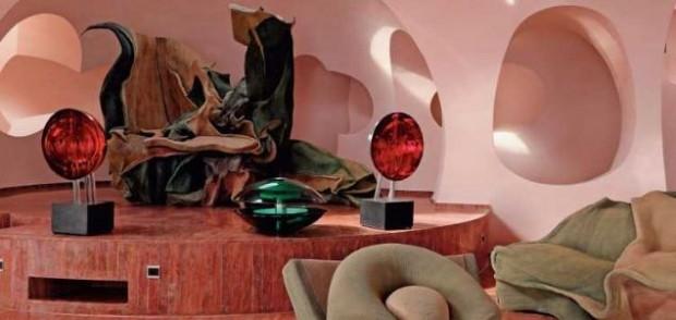 Pierre Cardin'in muhteşem evi - Page 2