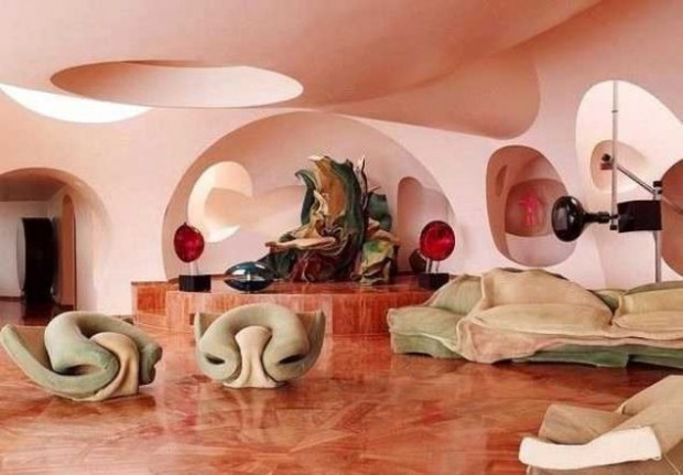 Pierre Cardin'in muhteşem evi - Page 3