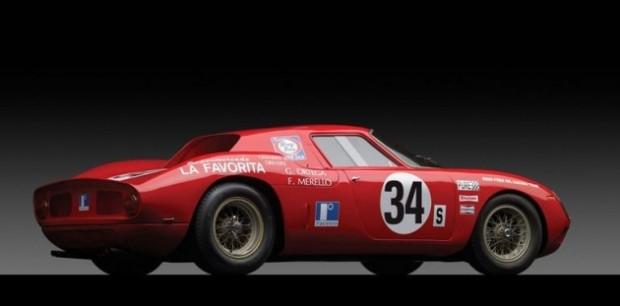 Pininfarina'nın tasarladığı Ferrari rekora kırdı! - Page 1
