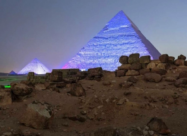 Piramitlerin gizemi-1 - Page 1