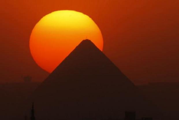 Piramitlerin gizemli tarihi çözüldü! - Page 2