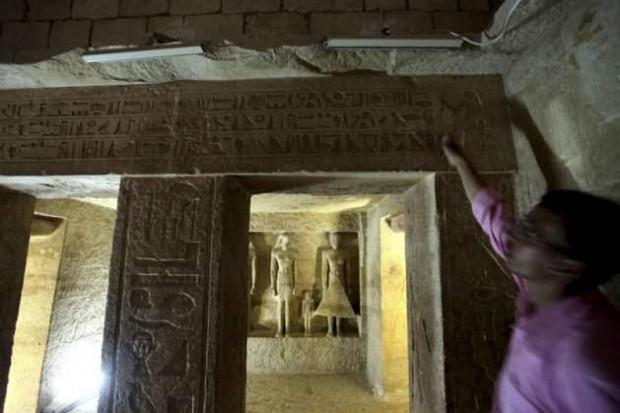 Piramitlerin gizemli tarihi çözüldü! - Page 3