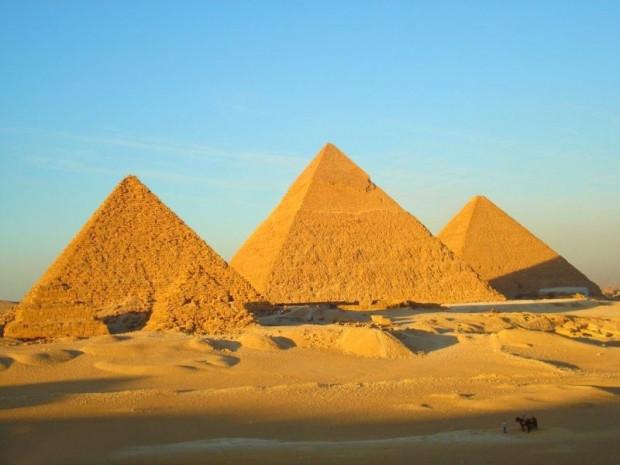 Piramitlerin sırrı esrarengiz detaylar var - Page 2