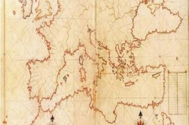 Piri Reis haritalarındaki sırlar ve gizemler - Page 1