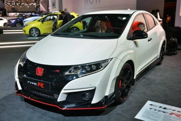 Pist rekoru kıran 2016 Honda Civic Type R - Page 2