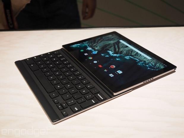 Pixel C, güçlü donanımı ve harici klavyesiyle dikkat çekiyor - Page 1