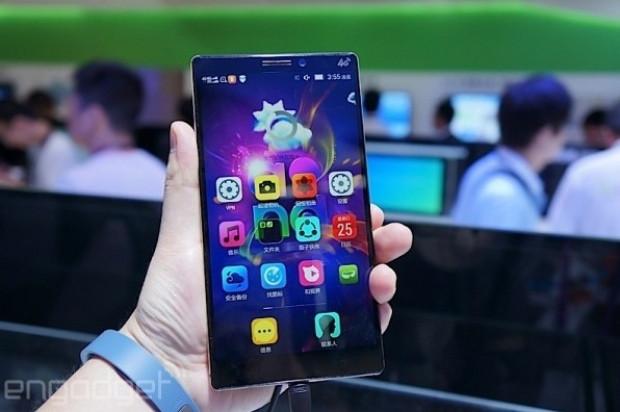 Piyasadaki en yüksek çözünürlüklü ekrana sahip akıllı telefonlar! - Page 3
