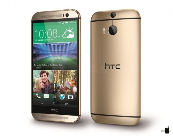 Piyasadaki altın renkli akıllı telefonlar - Page 3