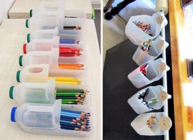 Plastik şişeleri çöpe atmak yerine kullanışlı hale getirin - Page 4