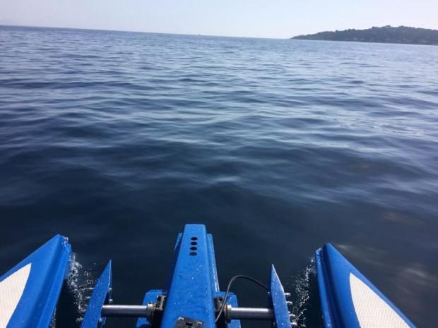 Platypus teknede oluyor deniz altıda - Page 3