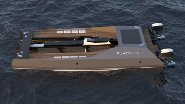 Platypus teknede oluyor deniz altıda - Page 4