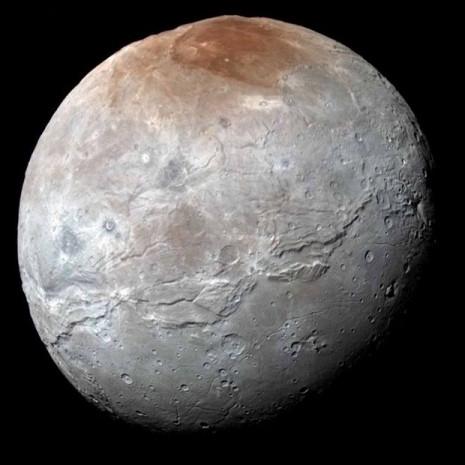 Plüton'un uydusu Charon'dan yeni kareler - Page 1
