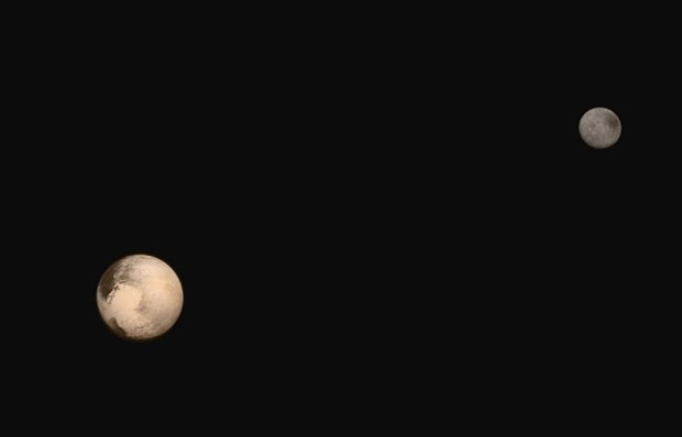 Plüton'un uydusu Charon'dan yeni kareler - Page 2