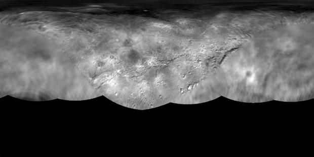 Plüton'un uydusu Charon'dan yeni kareler - Page 3
