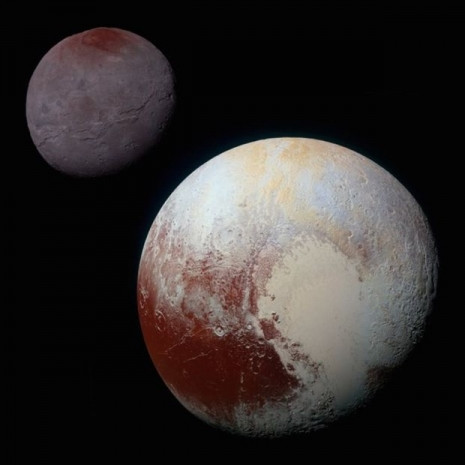 Plüton'un uydusu Charon'dan yeni kareler - Page 4