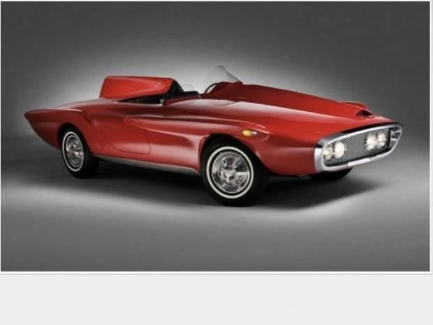Plymouth XNR bu arabanın 1960'da yapıldığına inanamıyacaksınız! - Page 4