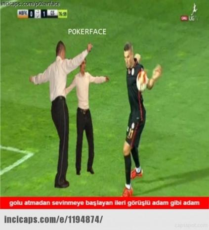 Podolski'nin Başakşehir maçında eliyle düzeltip attığı gol sosyal medyada olay oldu! - Page 4