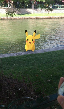 Pokemon Go arayanlara çay ve su ücretsiz! - Page 3