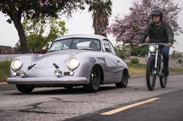 Porsche 356'dan esinlenip bisiklet ürettiler! - Page 4