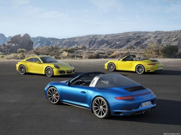 Porsche 911 Targa 4 ve Carrera 4 (2016) - Page 3