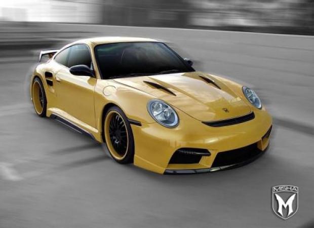 Porsche 911 Turbo Aerokit 2015 - Page 3