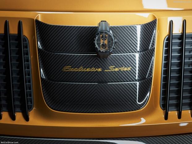 Porsche 911 Turbo S Özel Serisi - Page 1