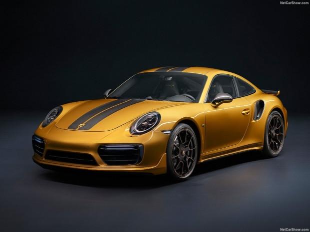 Porsche 911 Turbo S Özel Serisi - Page 2