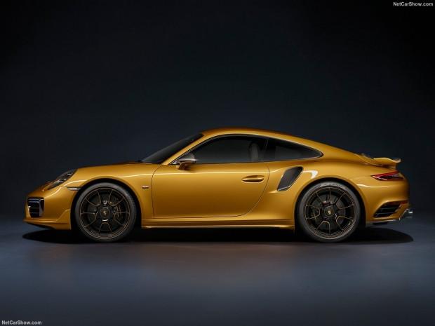 Porsche 911 Turbo S Özel Serisi - Page 3