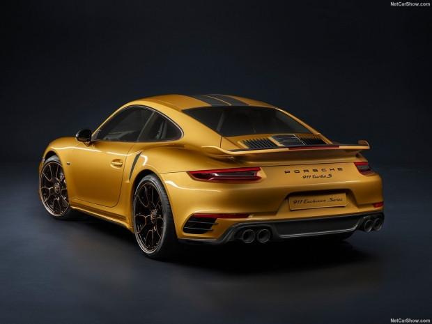 Porsche 911 Turbo S Özel Serisi - Page 4