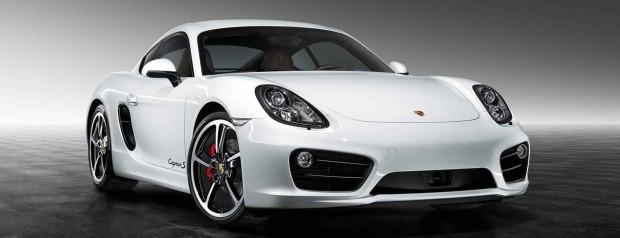Porsche Exclusive Cayman S'i elden geçirdi - Page 1