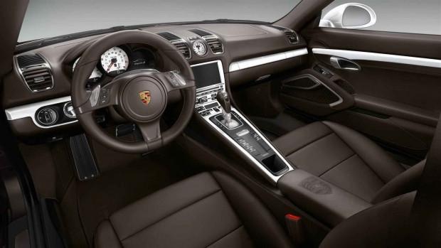 Porsche Exclusive Cayman S'i elden geçirdi - Page 3
