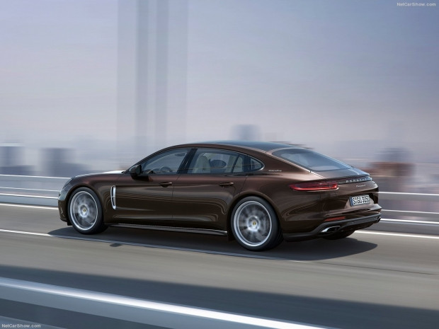 2017 model Porsche Panamera Executive! - Page 2