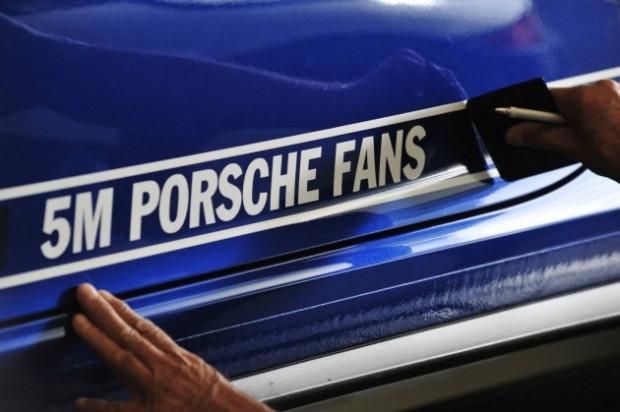 Porsche takipçileri 911 Carrera 4S'i tasarladı - Page 2