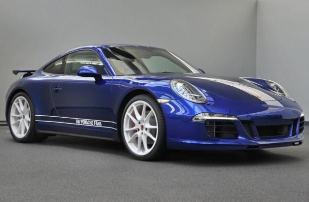 Porsche takipçileri 911 Carrera 4S'i tasarladı - Page 3