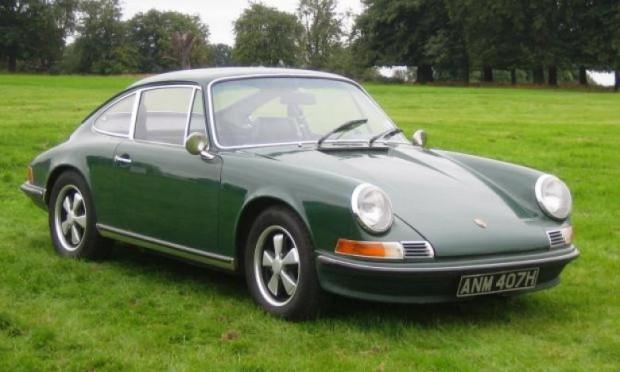 Porsche'ın Geçmişten Günümüze 21 Değişimi - Page 1