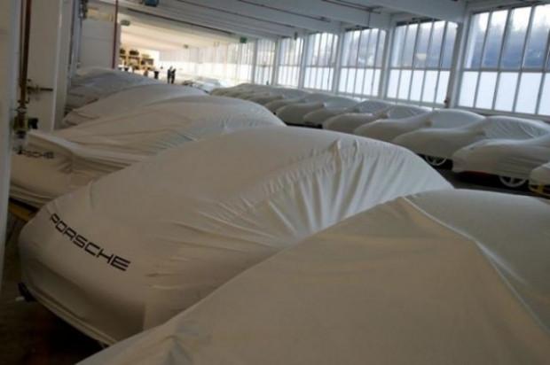 Porsche'nin 100 milyon Euro'ya mal ettiği müzesi! - Page 1