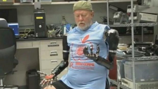 Protez kolları kaslar ve sinirler kontrol edebilecek - Page 4
