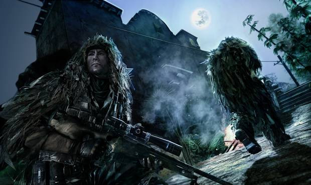 PS3 - Sniper Ghost Warrior duvar kağıtları - Page 1