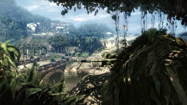 PS3 - Sniper Ghost Warrior duvar kağıtları - Page 4