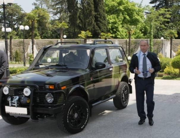 Putin'in arabalarının ortak sırrı ne? - Page 4