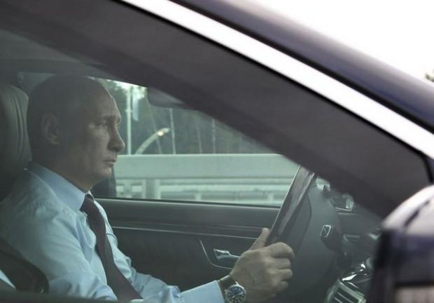 Putin'in tekerlekli sarayı! - Page 4