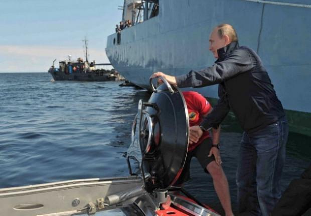Putin'in yeni deniz limuzini - Page 3