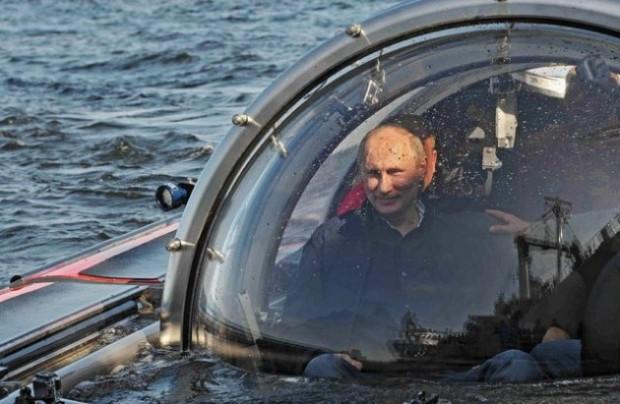 Putin'in yeni deniz limuzini - Page 4