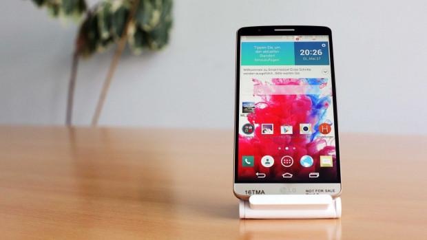 Quad HD ekranı olan ilk cep LG G3! - Page 1