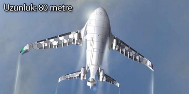 Quantum geleceğin 3 katlı uçağı! - Page 1