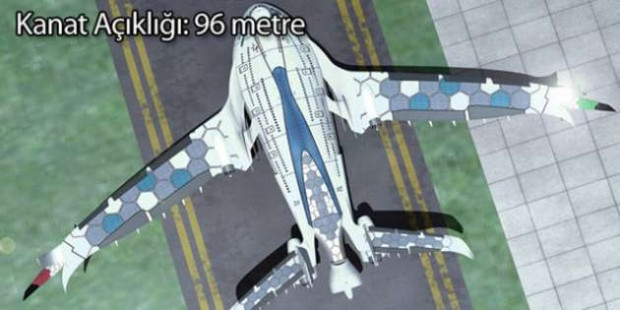 Quantum geleceğin 3 katlı uçağı! - Page 2