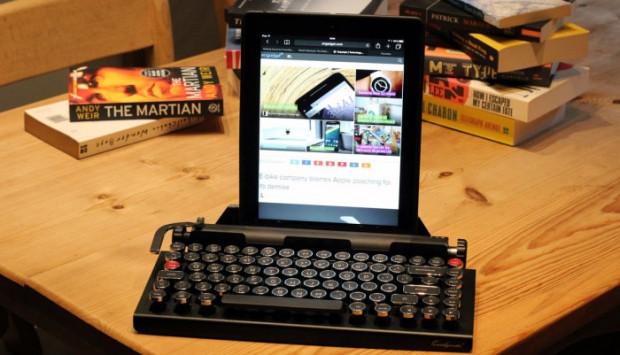 Qwerkywriter mekanik iPad klavyesiyle tanışın - Page 2