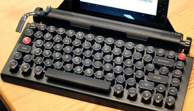 Qwerkywriter mekanik iPad klavyesiyle tanışın - Page 3